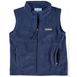 Toddler Boys Steens Mountain Fleece Vest