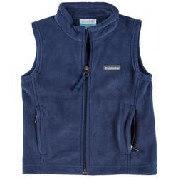 Toddler Boys Steens Mountain Fleece Vest