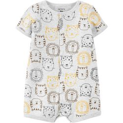 Carters Baby Boys Lion Romper