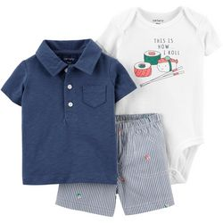 Carters Baby Boys 3-pc. This Is How I