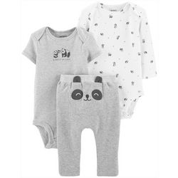 Carters Baby Boys 3-pc. Bundle Of Love Layette