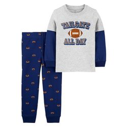 Carters Toddler Boys Tailgate All Day Jogger Pant Set