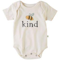 Finn & Emma Baby Boys Bee Kind Bodysuit
