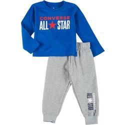 Baby Boys All Star Joggers Set
