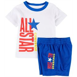Converse Toddler Boys All Star Set