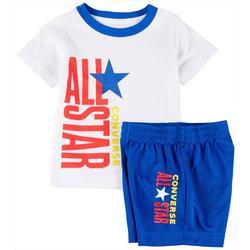 Toddler Boys All Star Set