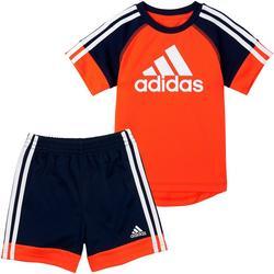 Toddler Boys Urban Shorts Set