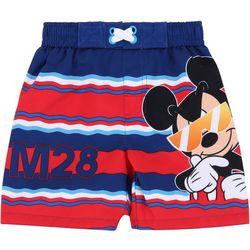 Disney Toddler Boys Striped M28 Mickey Mouse Swim