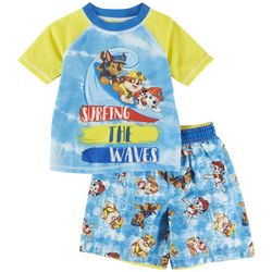 Paw Patrol Toddler Boys 2-pc. Surfing The Wave