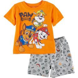Baby Boys 2-pc. Characters Short Set