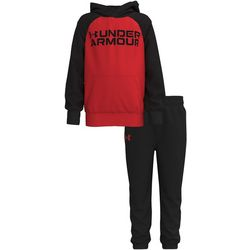 Under Armour Toddler Boys 2-pc. Signature Hoodie Set