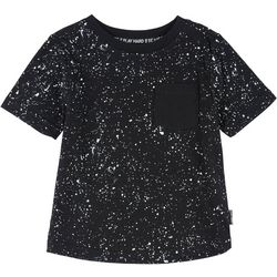 Ocean Current Toddler Boys Splatter T-shirt