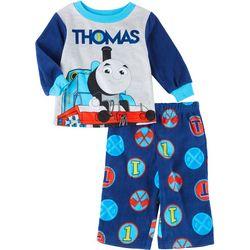 Nickelodeon Thomas & Friends Baby Boys Fleece Pajama Set