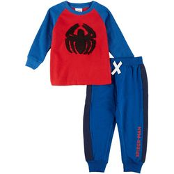 Spiderman Toddler Boys 2-pc. Spiderman Jogger Pants Set