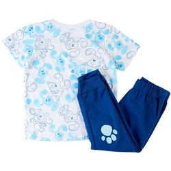 Blue's Clues Toddler Boys 2-pc. Character Pant Set