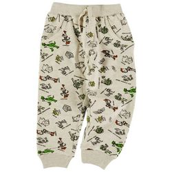 Toy Story Toddler Boys Character Print Jogger Pants