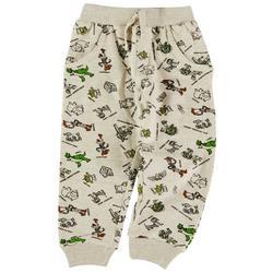 Toddler Boys Character Print Jogger Pants