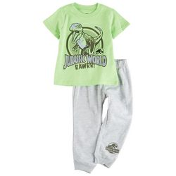 Jurassic World Toddler Boys 2-pc. Rawrr Pant Set