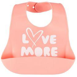 Love More Wonder Bib
