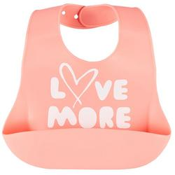 Love More Wonder Bib