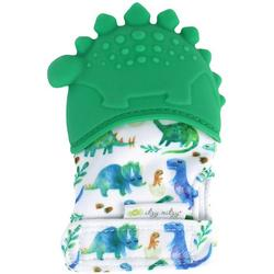 Dino Teething Mitt