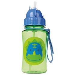 Skip Hop Dino Straw Bottle