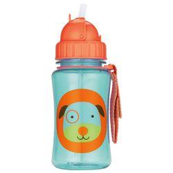 Skip Hop Puppy Straw Bottle