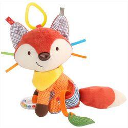 Fox Bandana Buddy Chime & Teethe Toy