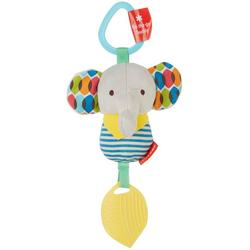 Elephant Chime & Teethe Toy