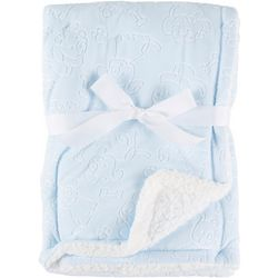S.L. Home Fashions Puppy Baby Blanket