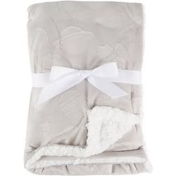 S.L. Home Fashions Planet Baby Blanket