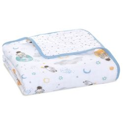 Aden And Anais Baby Boys Space Exploration Blanket
