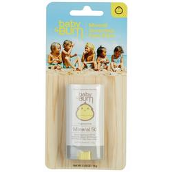 Baby Mineral SPF 50 Sunscreen Face Stick