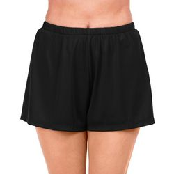 A Shore Fit Womens Boxer Swim Shorts