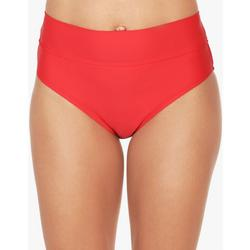 Womens Solid Driftwood Shaper Swim Bottoms