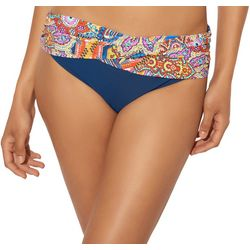 Bleu Rod Beattie Womens Groovy Baby Hipster Swim Bottoms