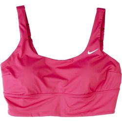 Nike Womens Essential Solid Midkini Swim Top