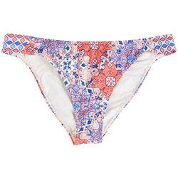Daisy Fuentes Womens Marrakesh Brief Bikini Bottom