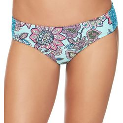 Vera Bradley Womens Desert Floral Brief Swim Bottoms