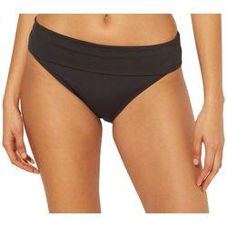 Bleu Rod Beattie Womens Solid Swim Bottoms