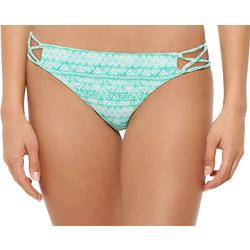 Juniors Water Temperature Hipster Swim Bottoms
