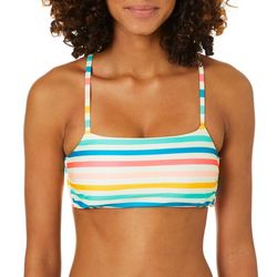 Hot Water Juniors Chroma Reversible Bralette Swim Top