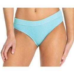 Cyn & Luca Juniors Solid Textured Brief Swim Bottoms