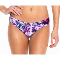 Cyn & Luca Juniors Tie Dye Reversible Hipster  Swim Bottoms