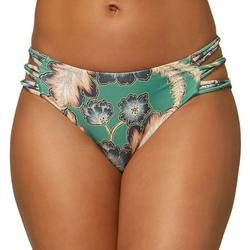 Juniors Arbor Mid Rise Bikini Bottom