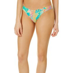 Reel Legends Juniors Tropical Party Cheeky Swim Bottoms