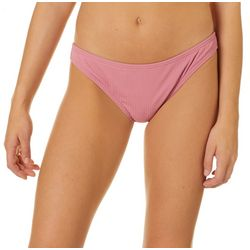 Radar Juniors Phlox Ribbed Super Cheeky Swim Bottoms