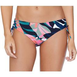 Juniors Luna Tropical Hipster Swim Bottoms