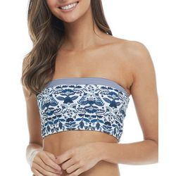 Eidon Juniors Navagio Avery Bandeau Swim Top