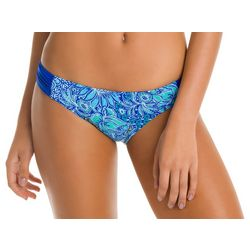 KIKI RIO Juniors Mika Shirred Tab Swim Bottoms